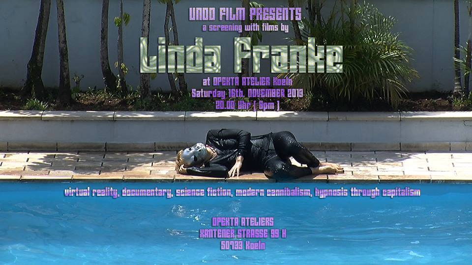 UndoFilm – Screening  // Linda Franke